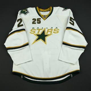 Conner, Chris White Set 1 Dallas Stars 2008-09 #25 Size: 54