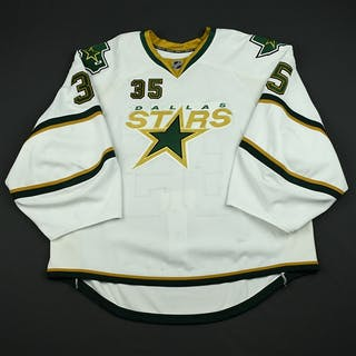 Turco, Marty White Set 1 Dallas Stars 2008-09 #35 Size: 58G