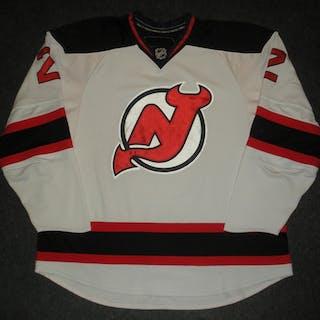 Vishnevski, Vitaly * White Set 1 New Jersey Devils 2007-08 #2 Size: 58+