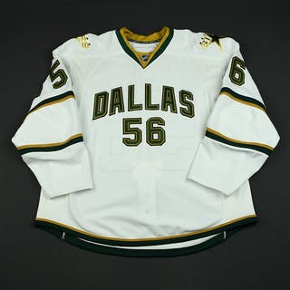 Zubov, Sergei Third Set 1 w/A Dallas Stars 2008-09 #56 Size: 58