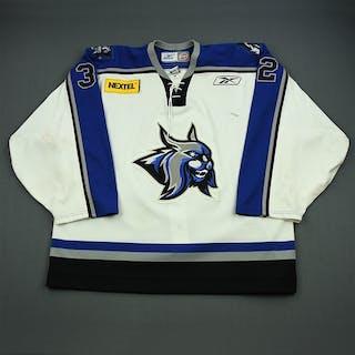 Cunning, Trevor White Set 1 Augusta Lynx 2005-06 # Size: 58G