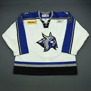Jacobson, Lee White Set 1 Augusta Lynx 2005-06 #12 Size: 56