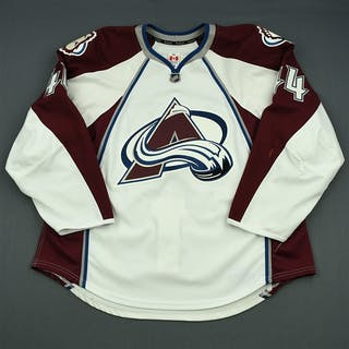 Wilson, Ryan White Set 3 / Playoffs Colorado Avalanche 2013-14 #44 Size: 58