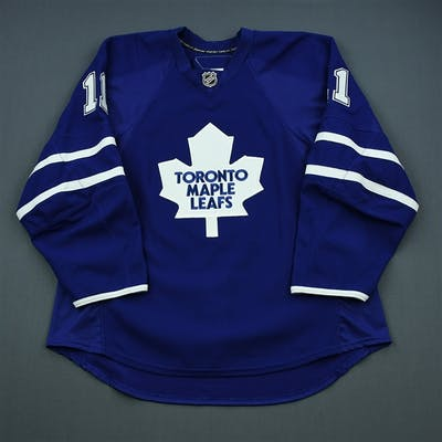 Sjostrom, Fredrik Blue Set 3 Toronto Maple Leafs 2009-10 #11 Size: 56