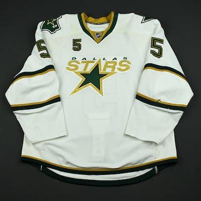 Niskanen, Matt White Set 2 Dallas Stars 2008-09 #5 Size: 56