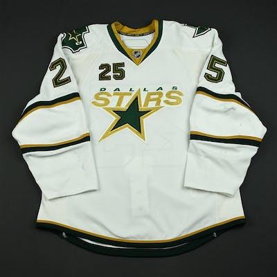 Conner, Chris White Set 2 Dallas Stars 2008-09 #25 Size: 54