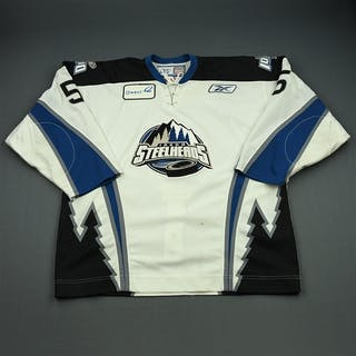 Scoran, Kory White Set 1 Idaho Steelheads 2008-09 #5 Size: 56