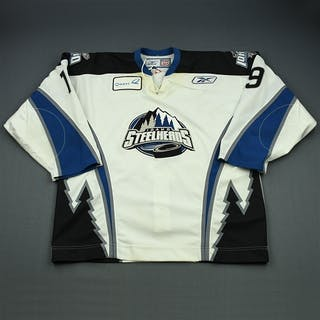 Shelast, Tyler White Set 1 Idaho Steelheads 2008-09 #19 Size: 56