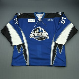 Wight, Travis Blue Set 1 Idaho Steelheads 2008-09 #15 Size: 56