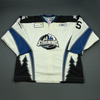 Wight, Travis White Set 1 Idaho Steelheads 2008-09 #15 Size: 56