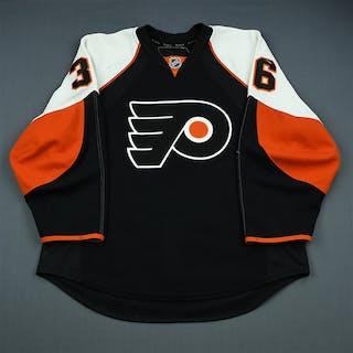 Powe, Darroll Third Set 1 Philadelphia Flyers 2009-10 #36 Size: 54