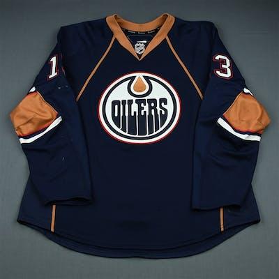 Cogliano, Andrew Third Set 2 Edmonton Oilers 2009-10 #13 Size: 56