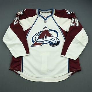 Stoa, Ryan White Set 1 Colorado Avalanche 2010-11 #29 Size: 58