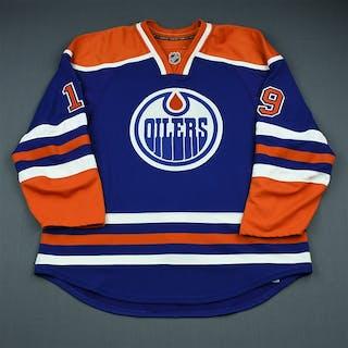 O'Sullivan, Patrick Blue Retro Set 3 Edmonton Oilers 2009-10 #19 Size: 56