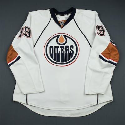 O'Sullivan, Patrick White Set 3 Edmonton Oilers 2009-10 #19 Size: 56