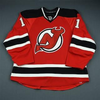 McAmmond, Dean Red Set 3 / Playoffs New Jersey Devils 2009-10 #11 Size: 56
