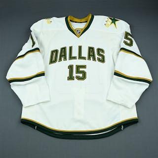 Lindgren, Perttu Third Set 1 - Game-Issued (GI) Dallas Stars 2009-10