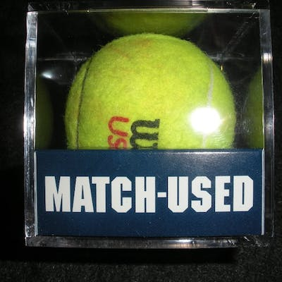 USTA US Open #8/29/2012 Kim Clijsters vs. Laura Robson Match-Used