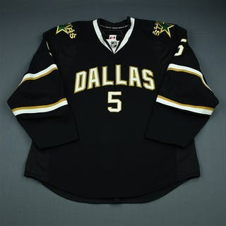 Niskanen, Matt Black Set 3 Dallas Stars 2009-10 #5 Size: 56