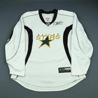 338f169f Reebok White Practice Jersey Dallas Stars 2009-10 Size: 54