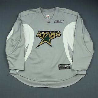 Reebok Gray Practice Jersey Dallas Stars 2009-10 Size: 56