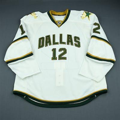 Sawada, Raymond Third Set 2 - Game-Issued (GI) Dallas Stars 2009-10