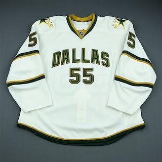 Stafford, Garrett Third Set 1 - Game-Issued (GI) Dallas Stars 2009-10