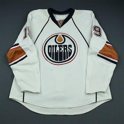 O'Sullivan, Patrick White Set 2 Edmonton Oilers 2009-10 #19 Size: 56