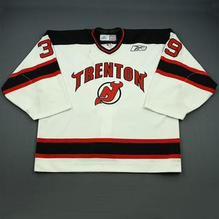 Coleman, Gerald White Set 1 Trenton Devils 2008-09 #39 Size: 58G