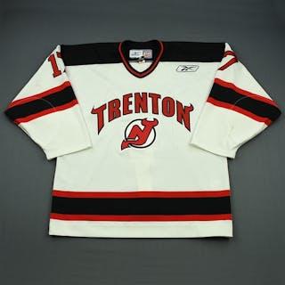 Gerbe, Joe White Set 1 Trenton Devils 2008-09 #17 Size: 52