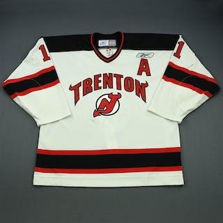 Henkel, Jim White Set 1 w/A Trenton Devils 2008-09 #11 Size: 56