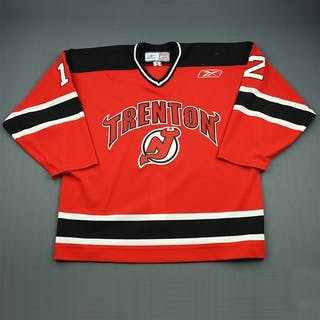 O'Leary, Mark Red Set 1 Trenton Devils 2008-09 #12 Size:56