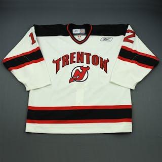 O'Leary, Mark White Set 1 Trenton Devils 2008-09 #12 Size:56