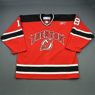 Pilkington, Brett Red Set 1 Trenton Devils 2008-09 #18 Size: 56