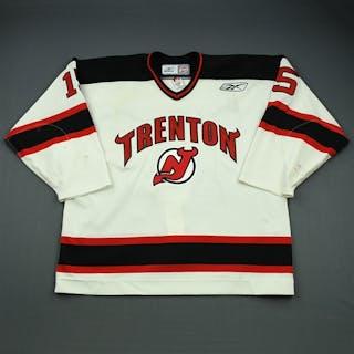 Radoslovich, Matt White Set 1 Trenton Devils 2008-09 #15 Size: 56