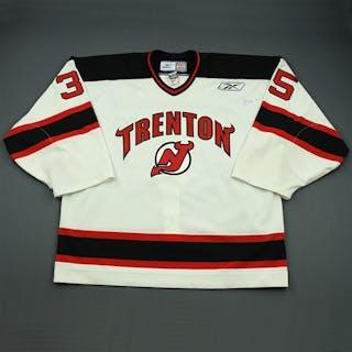 Smith, Jason White Set 1 Trenton Devils 2008-09 #35 Size: 58G
