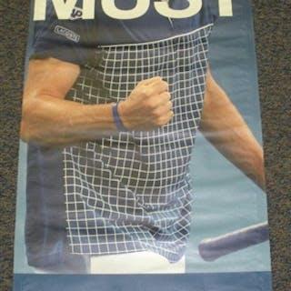 USTA US Open # Serena Williams & Andy Roddick 2011 US Open - It Must
