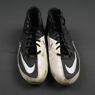 Wilson, Kyle Nike Cleats New York Jets 2011 #20 Size: 11