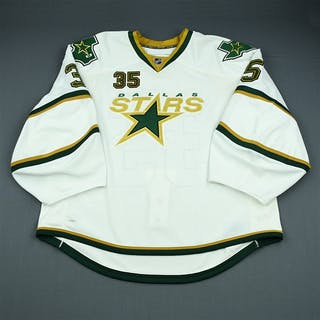 Turco, Marty White Set 2 Dallas Stars 2009-10 #35 Size: 58G