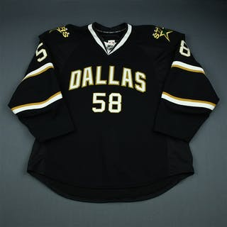 Wathier, Francis Black Set 1 Dallas Stars 2009-10 #58 Size: 58
