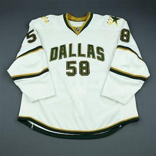 Wathier, Francis Third Set 1 - Game-Issued (GI) Dallas Stars 2009-10