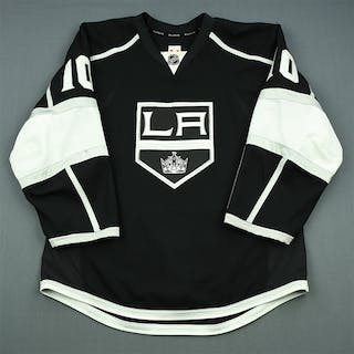 Richards, Mike Black Set 3 / Playoffs Los Angeles Kings 2013-14 #10 Size: 52