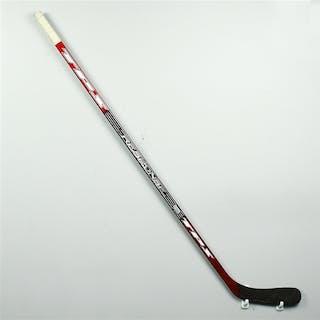 Gomez, Scott TPS Response Stick - Red New York Rangers 2007-08 #19