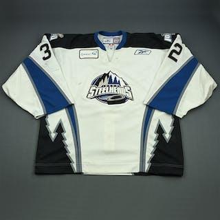 Beauchemin, Rejean White Set 1 Idaho Steelheads 2009-10 #32 Size: 58G