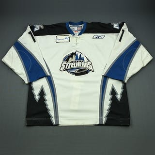 Kushniruk, Brandon White Set 1 Idaho Steelheads 2009-10 #11 Size: 56