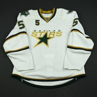 Niskanen, Matt White Set 3 Dallas Stars 2008-09 #5 Size: 56