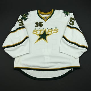 Turco, Marty White Set 3 Dallas Stars 2008-09 #35 Size: 58G