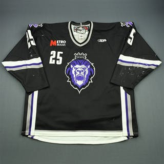 Sarauer, Andrew Black Set 1 Reading Royals 2009-10 #25 Size: 58