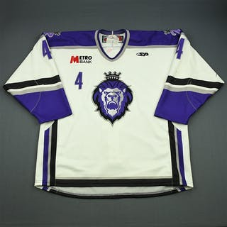 Stevens, Chris White Set 1 Reading Royals 2009-10 #4 Size: 56