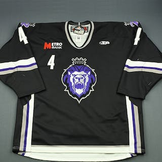 Stevens, Chris Black Set 1 Reading Royals 2009-10 #4 Size: 56